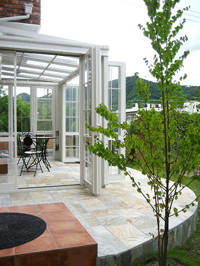 ガーデンルームの写真