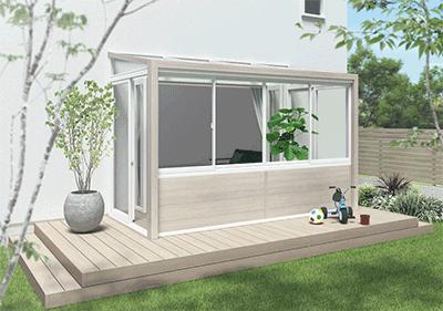 ガーデンルームGFの写真